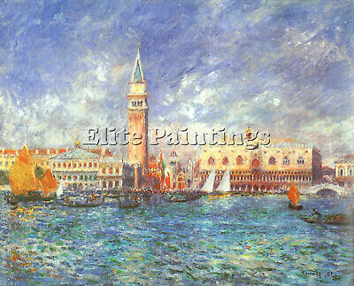 Renoir 57 Artist Painting Reproduction Handmade Oil Canvas Repro Wall Art Deco