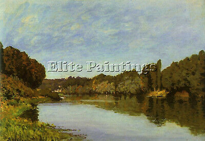 Sisley 11 Artist Painting Reproduction Handmade Oil Canvas Repro Wall Art Deco