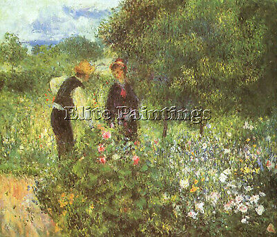 Renoir 49 Artist Painting Reproduction Handmade Oil Canvas Repro Wall Art Deco
