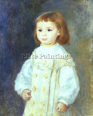 Renoir 10 Artist Painting Reproduction Handmade Oil Canvas Repro Wall Art Deco