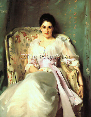 Sargent 24 Artist Painting Reproduction Handmade Oil Canvas Repro Wall Art Deco