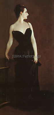 Sargent 19 Artist Painting Reproduction Handmade Oil Canvas Repro Wall Art Deco