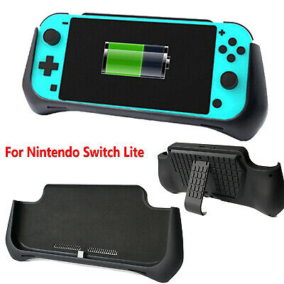 8000mAh Lithium Battery Pack Charger Dock Stand Holder For Nintendo Switch Lite