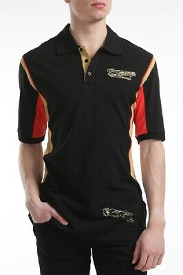 Polo SHIRT Adult Formula One 1 Lotus F1 Team Kimi Raikkonen Lifestyle US