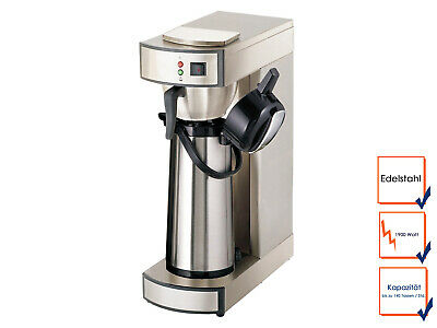 Catering Coffee Maker Thermos 140 Cups / Hours, pro Filter Coffee Maker