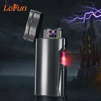 Sensing Dual Arc Electronic Lighter USB Flameless Windproof Electric USBLighter