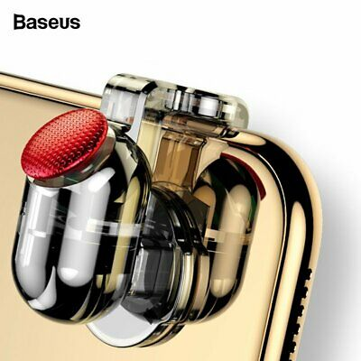 Baseus Pubg game Controller Trigger For iPhone Samsung Phone Joystick Accessorie