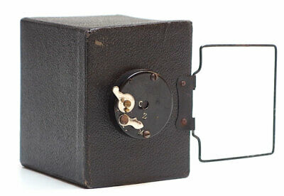 Ernemann 6x4.5 Erni type Vintage Box Plate Camera Very Nice Requires Attention