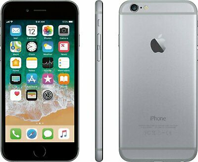Apple iPhone 6 - 16GB - Space Gray (Unlocked) A1549 (CDMA + GSM) - Tested