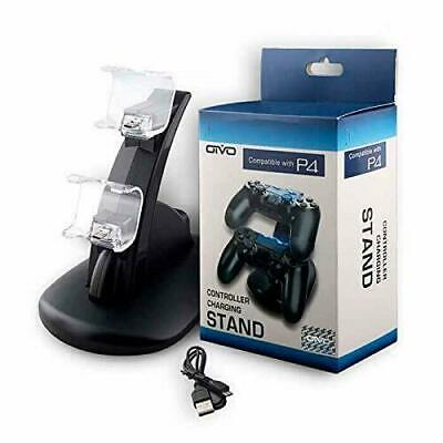 OIVO Dual USB Charging Station for PS4
