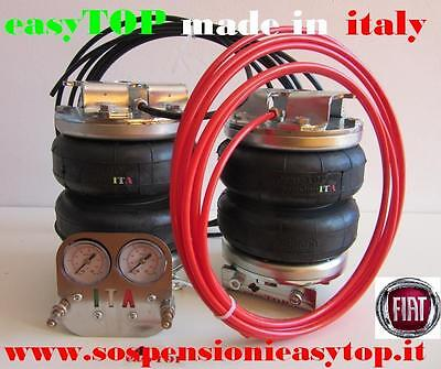 PNEUMATIC AIR SUSPENSION KIT airspring easyTOP CAMPER VAN FIAT DUCATO x250