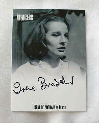 Unstoppable Avengers Complete Collection ASTOR SKLAIR Autograph Card AVAS1 GREEN