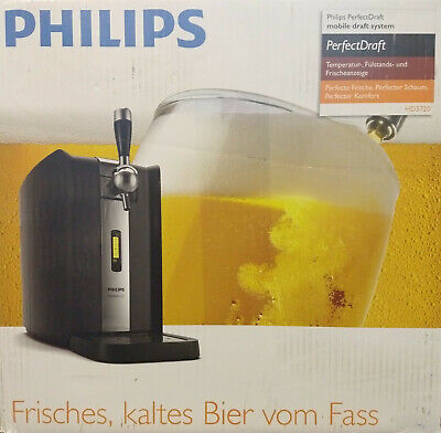 Philips HD3720/25 PerfectDraft, Bierzapfsystem