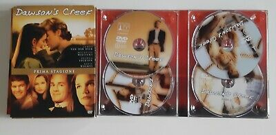Dawson's Creek Stagione 1 4 Dvd