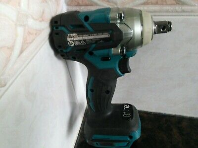 Genuine Makita DTW285 Cordless Brushless 18V Impact Wrench. Skin Only