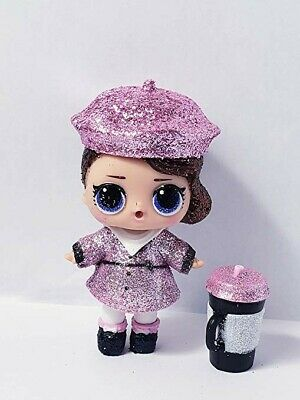 LOL Surprise Bling Holiday Series POSH Doll Glam Glitter Sealed Ball NEW