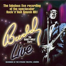 The Buddy Holly Story/Live von Strand Theatre Cast | CD | Zustand sehr gut
