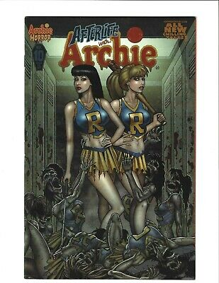 Afterlife With Archie Comics No.10 Varian 10.0 Gem Mint Condition Oct 2016