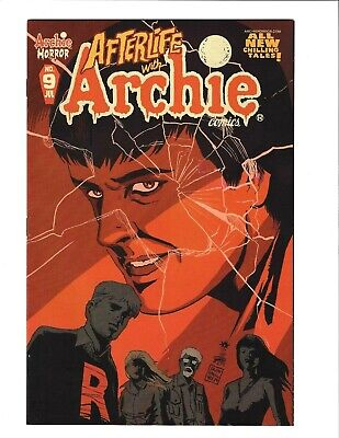 Afterlife With Archie Comics No.9A 10.0 Gem Mint Perfect Condition July 2016