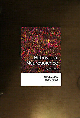 Behavioral Neuroscience S. Marc Breedlove 8th Edition  [PDF ]⚡️Get it FAST⚡️