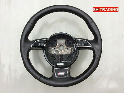 Audi A3 A4 A5 A6 A8 S Line Multifunction Steering Wheel 2012 Onwards