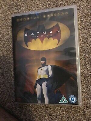 Batman - The Movie Special Edition 1966 DVD Adam West New Sealed FREE UK POST