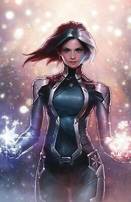 War Of Realms New Agents Of Atlas #1 Virgin Variant Marvel Comics Near Mint 6/12