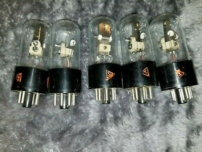 5x (five) Amperite Thermal Time Delay Relay 5N040 VACUUM Electron Tube -New OS