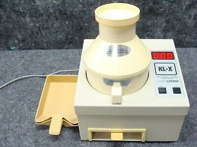 Kirby Lester KL-X Rx Pharmacy Pill / Tablet / KLX Automated Capsule Counter