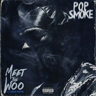 POP SMOKE - MEET THE WOO PT.1 Cd