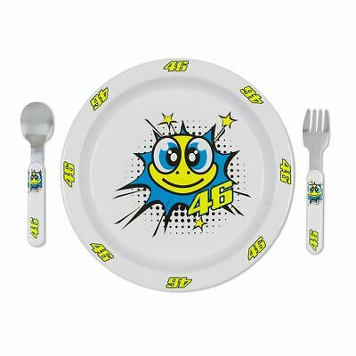 VR46 Official Valentino Rossi  Baby's  Meal Set - VRUSM 354506
