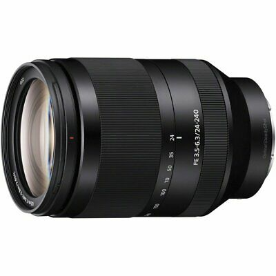 Sony FE 24-240mm F3.5-6.3 OSS Lens SEL24240 F/3.5-6.3 for E Mount Full Frame NEW