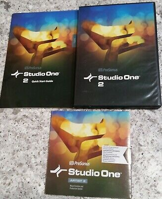 PreSonus Studio One 2 A pro means of creating and delivering music