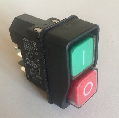 Interruttore bipolare di sicurezza a 5 CONTATTI POLES Switch Security DZ-6 DKLD