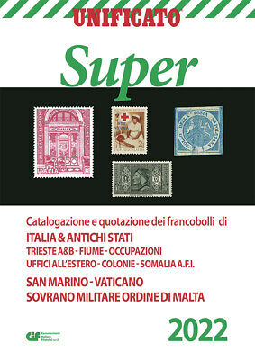 Catalogo filatelico Unificato SUPER 2020