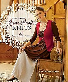 The Best of Jane Austen Knits: 27 Regency-Inspired ... | Buch | Zustand sehr gut