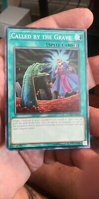 Yugioh Called By The Grave FLOD-EN065 Common