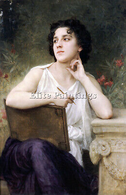 Bouguereau Inspiration Artist Painting Reproduction Handmade Oil Canvas Repro
