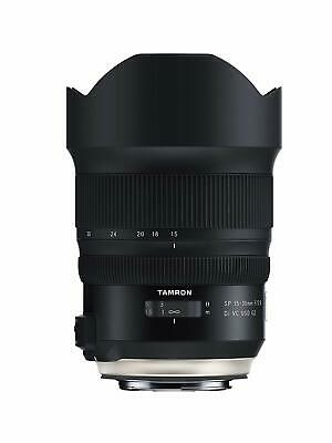 Tamron SP 15-30mm F/2.8 Di VC USD G2 for Canon DSLR - Open Box Demo