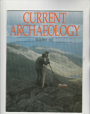 CURRENT ARCHAEOLOGY Magazine November 1986 - Number 102
