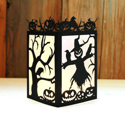 Halloween Pumpkin Lantern Metal Cutting Dies DIY Scrapbooking Album Card Decor-
