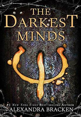The Darkest Minds, Very Good Condition Book, Bracken, Alexandra, ISBN 9781423157