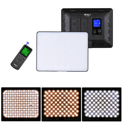 Viltrox VL-200 Wireless Control LED bicolore dimmerabile Video Light Panel C9X8