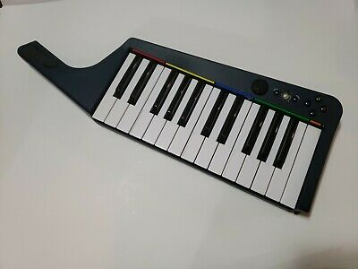 Rock Band 3 Xbox 360 Wireless Electronic Keyboard Mad Catz Harmonix MN: 98161