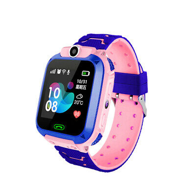 Watch Orologio intelligente per bambini Q12B Smartwatch Phone per Android IOS