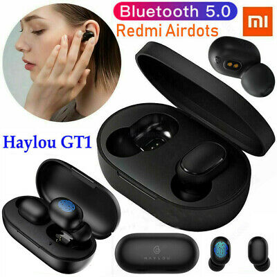 Xiaomi Haylou GT1 Redmi Airdots TWS Earphone Touch Bluetooth5.0 Stereo Headphone