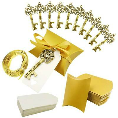 50pc Personalised wedding guests favours souvenir gifts bottle opener decoration