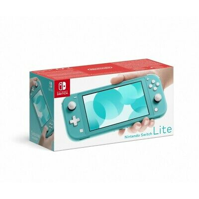 Switch Lite Turquesa + Subscripcion 90 Dias + Codigo Gratuito Super Kirby Clash