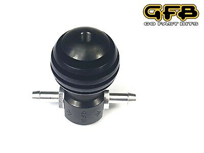 GFB Go Fast Bits Atomic Single Stage Manual Boost Controller MBC Valve