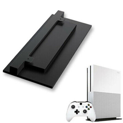 For Microsoft XBOX ONE S SLIM Console Non-slip Vented Vertical Stand Holder JI1